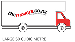 Large Truck 50 Cubic Metre