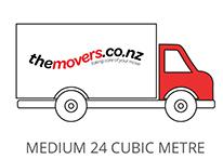 Medium Truck 24 Cubic Metre