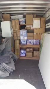 50 cub truck pack